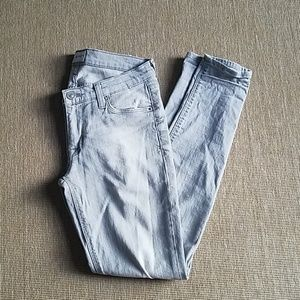 Women's Hudson Krista ankle super skinny jeans
